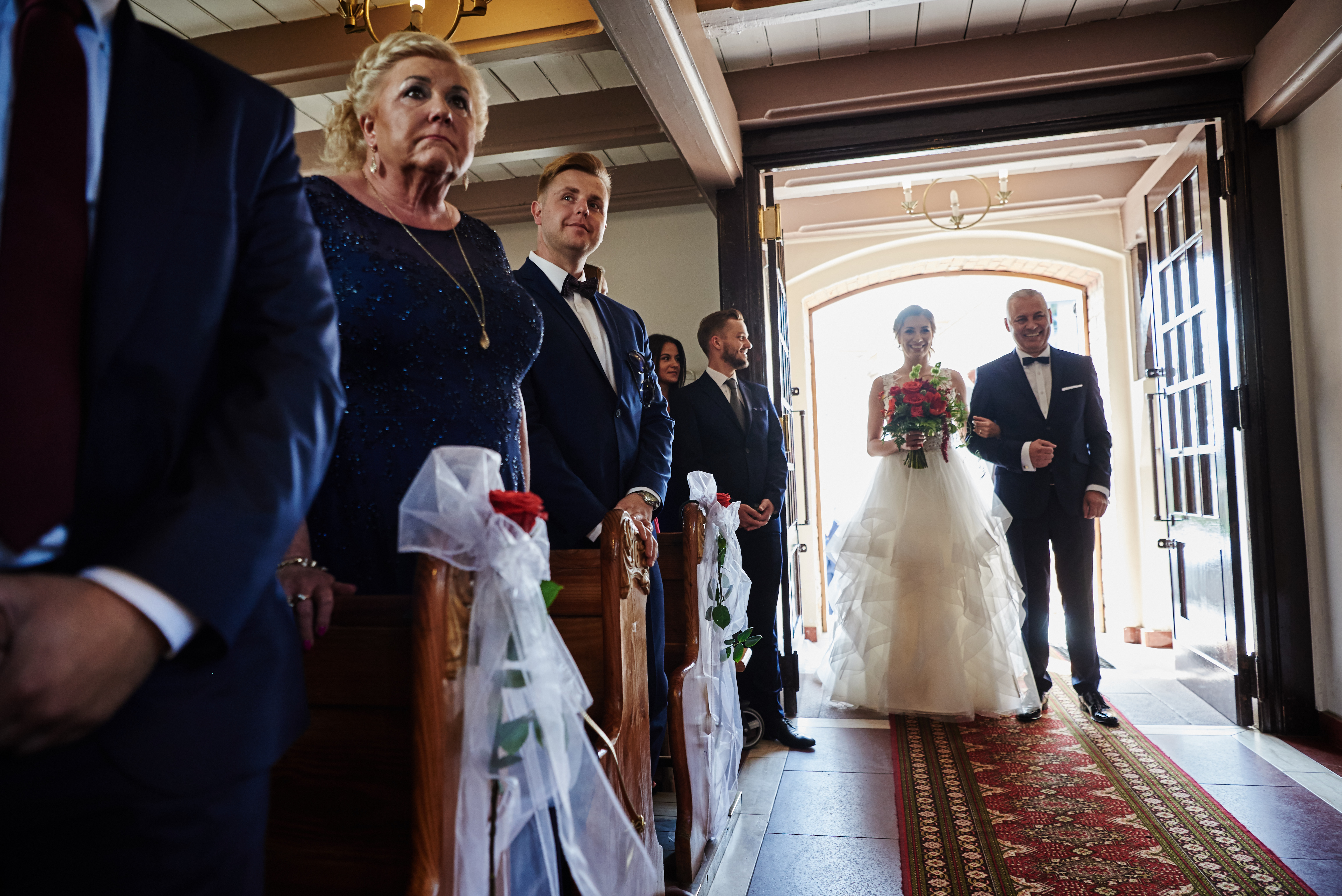 Iza i Piotr – fotografia ślubna Gdańsk