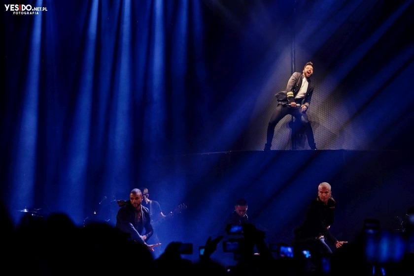 Ricky Martin - zdjęcia z koncertu