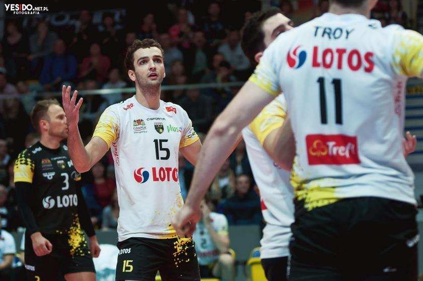 Trefl Gdańsk - zdjęcia sportu