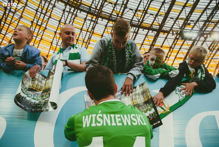 Lechia Gdańsk - zdjęcia sportowe z meczu