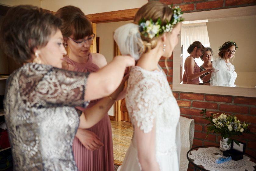 Ślub na Kaszubach