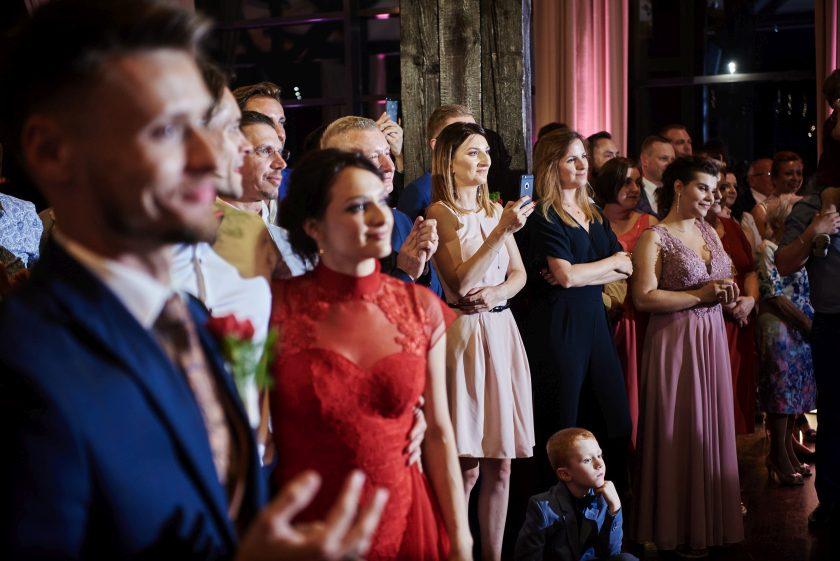 Elegancki Ślub Mistrzów Polski w Tańcu Towarzyskim